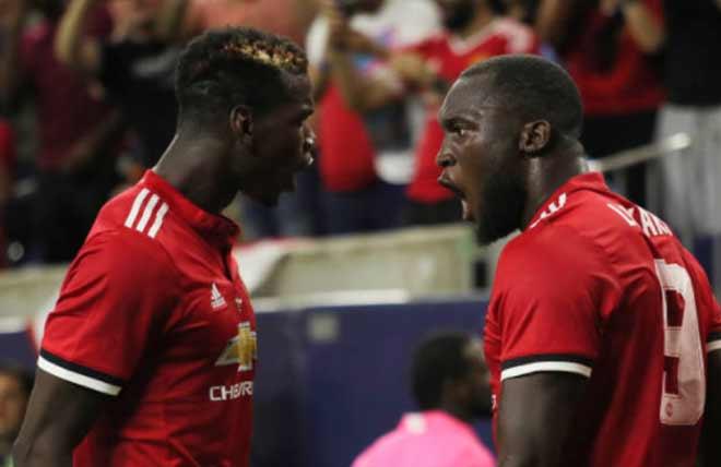 MU thắng lớn Man City, Mourinho chỉ coi như trận đá tập - 1