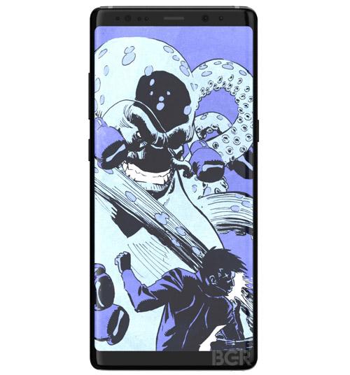 NÓNG: Ảnh chi tiết Galaxy Note 8, có camera kép mặt sau - 2