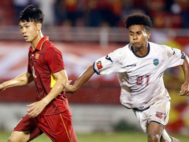 Chi tiết U23 Việt Nam - U23 Macau: Chiến thắng đậm đà (KT) - 12