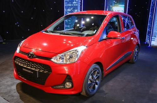 Giá Hyundai Grand i10 đang cao ngất ngưởng tại Việt Nam - 1