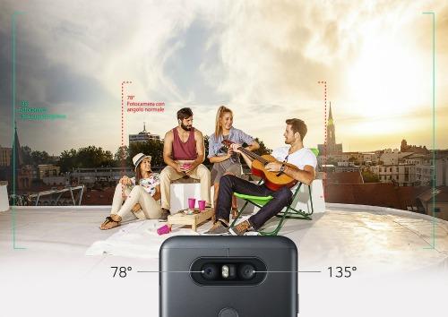 LG Q8 trình làng: Cấu hình tầm trung, có chống nước - 3