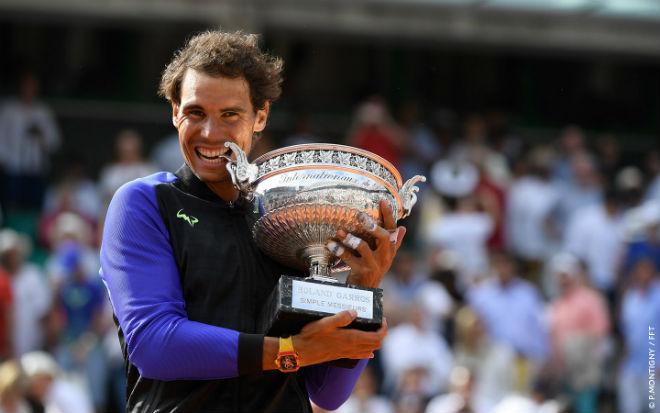 Federer vô địch Wimbledon vĩ đại hơn Nadal đăng quang Roland Garros - 2