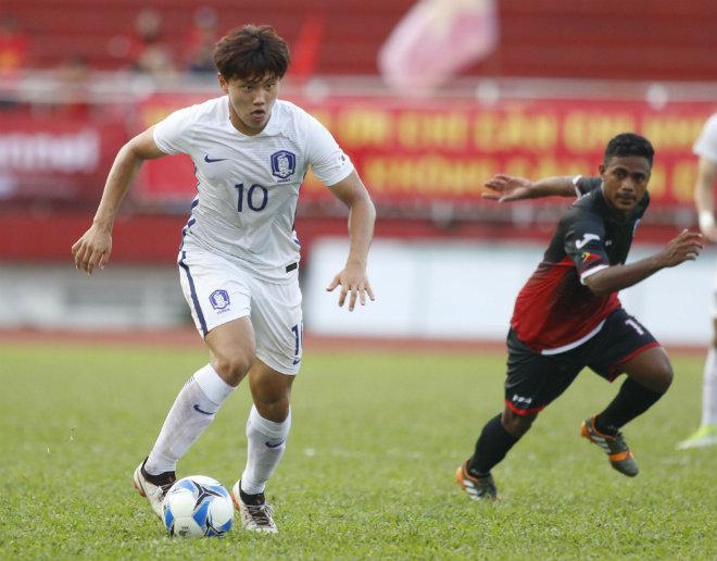 Chi tiết U23 Việt Nam - U23 Macau: Chiến thắng đậm đà (KT) - 11