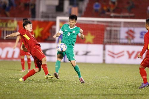 Chi tiết U23 Việt Nam - U23 Macau: Chiến thắng đậm đà (KT) - 5