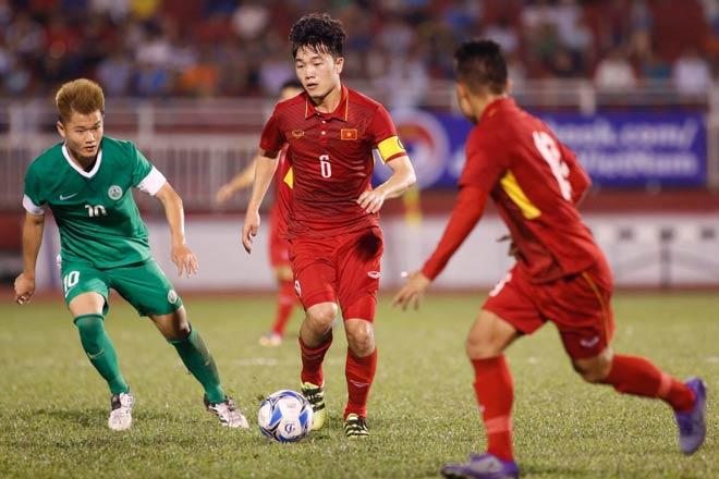 Sếp mới của Công Phượng trổ tài, U23 Việt Nam thắng vang dội - 4