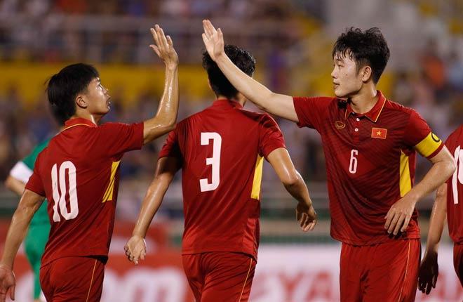Sếp mới của Công Phượng trổ tài, U23 Việt Nam thắng vang dội - 7