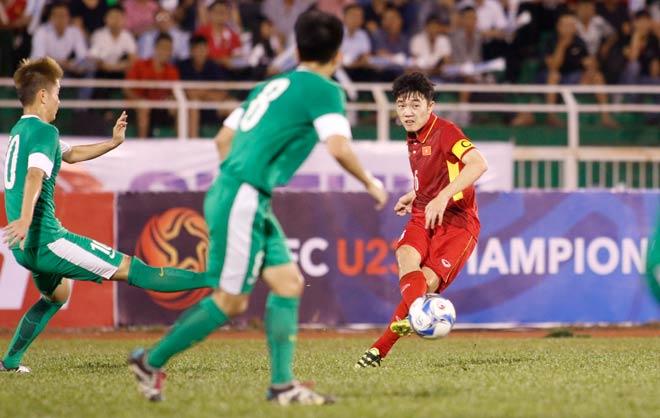 Sếp mới của Công Phượng trổ tài, U23 Việt Nam thắng vang dội - 9