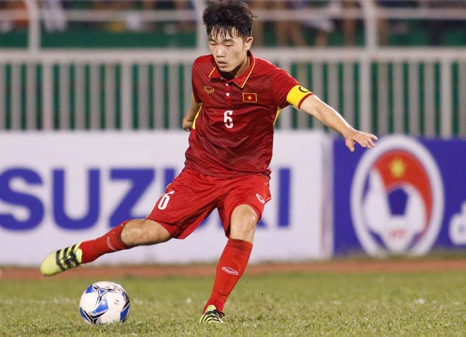 Sếp mới của Công Phượng trổ tài, U23 Việt Nam thắng vang dội - 10