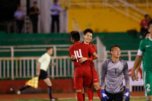 Chi tiết U23 Việt Nam - U23 Macau: Chiến thắng đậm đà (KT) - 9