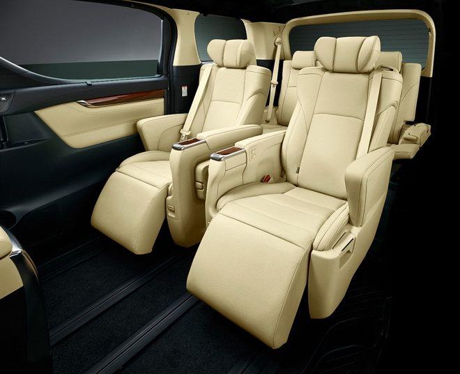 Xe 7 chỗ Toyota Alphard sắp ra mắt Việt Nam? - 2