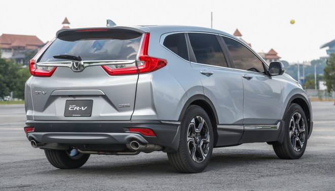 Giá tốt, Honda CR-V 2017 sắp ra mắt Việt Nam bán rất chạy - 2
