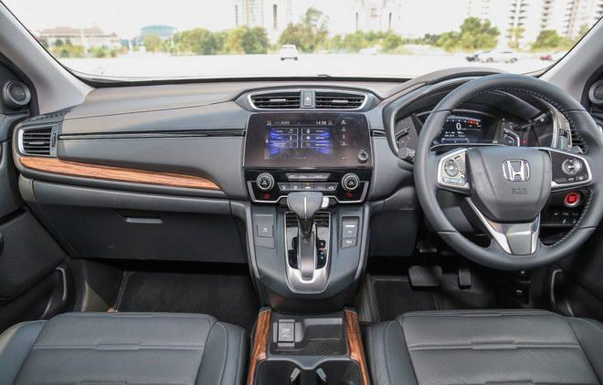 Giá tốt, Honda CR-V 2017 sắp ra mắt Việt Nam bán rất chạy - 3