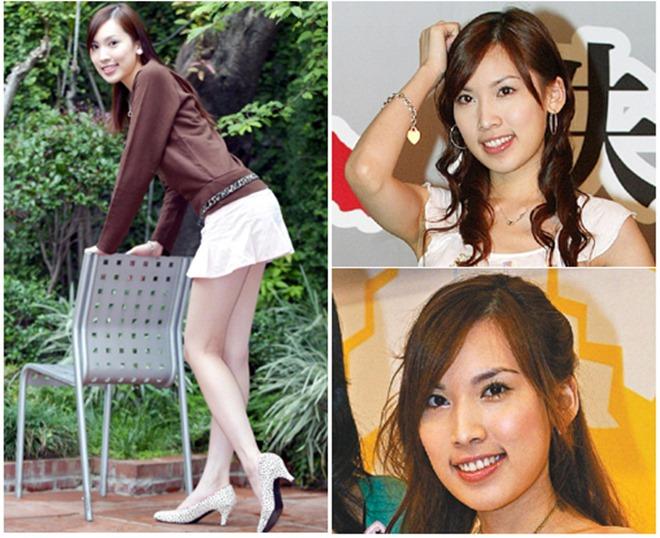 Cô vợ chân dài sexy vẫn bị chê không xứng với Lâm Chí Dĩnh - 2