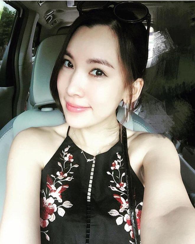 Cô vợ chân dài sexy vẫn bị chê không xứng với Lâm Chí Dĩnh - 4