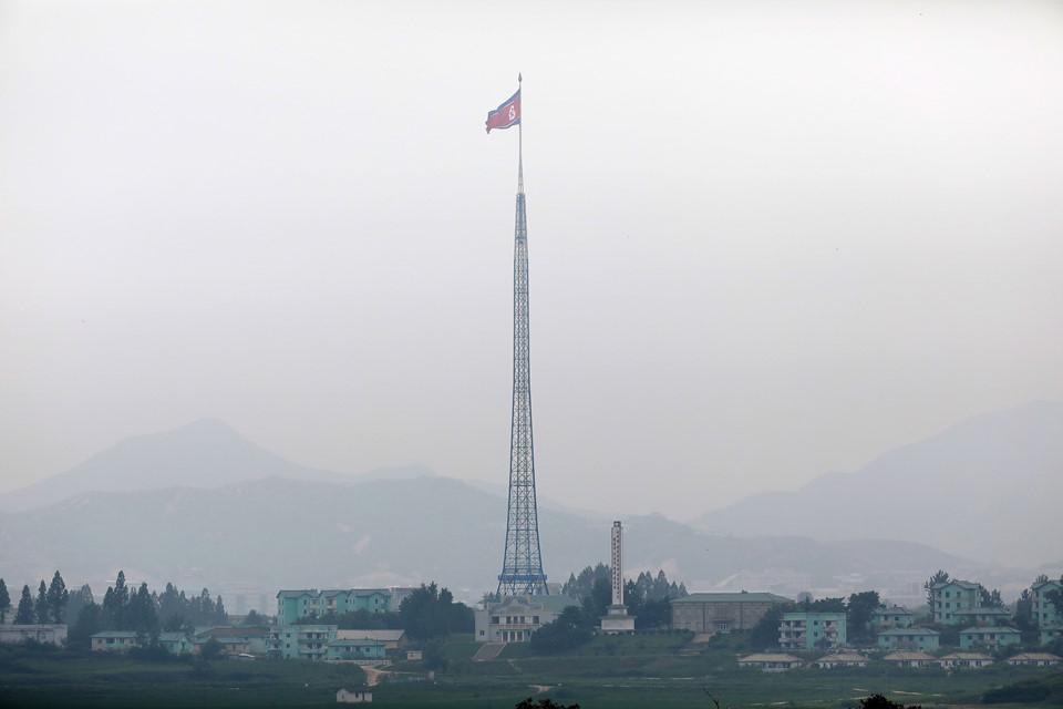 Làng đình chiến Triều Tiên: Nơi nguy hiểm nhất thế giới - 2