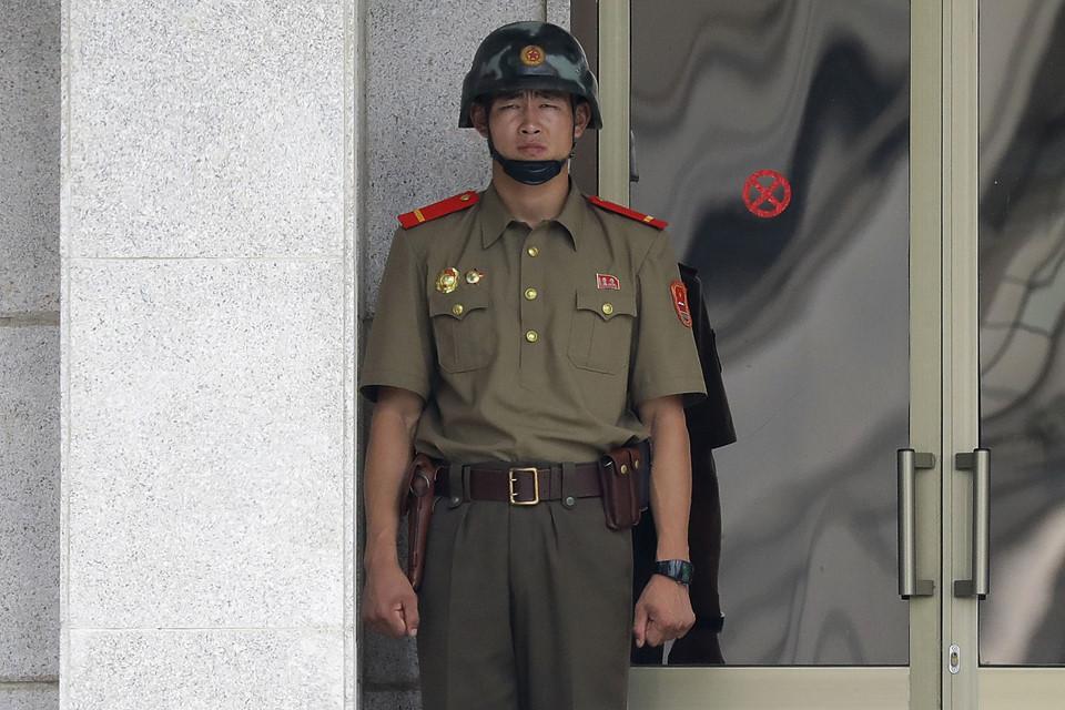 Làng đình chiến Triều Tiên: Nơi nguy hiểm nhất thế giới - 3
