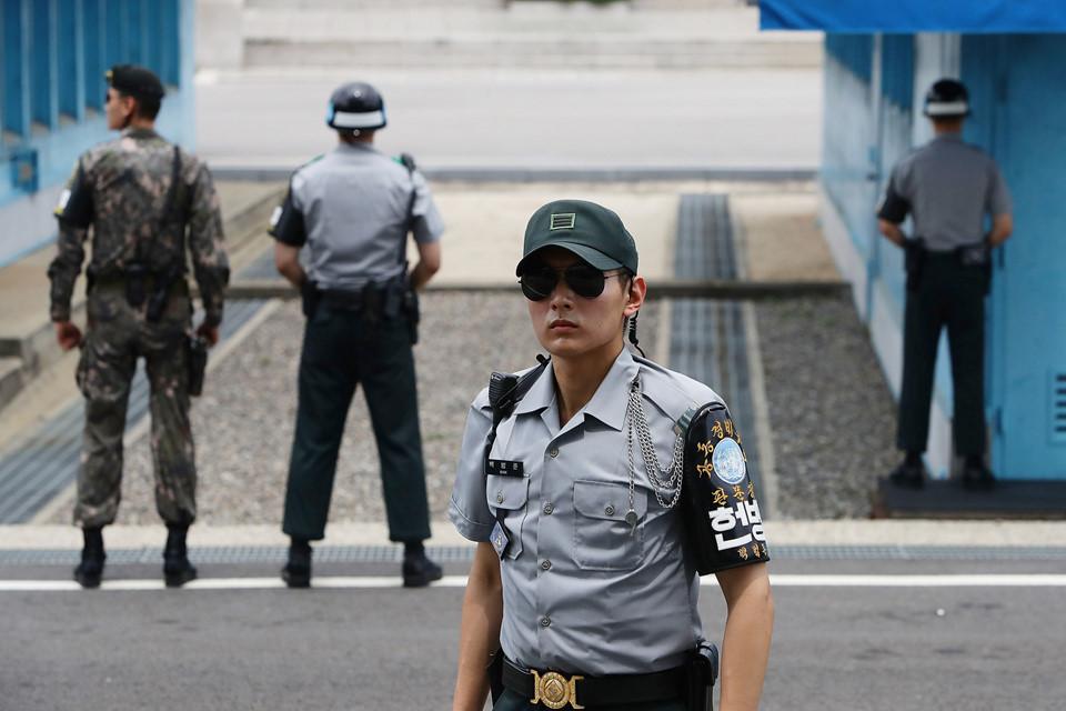 Làng đình chiến Triều Tiên: Nơi nguy hiểm nhất thế giới - 4