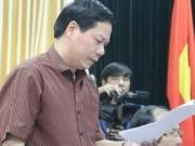 Vụ chạy thận 8 người chết: Cách chức Giám đốc bệnh viện