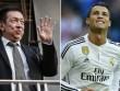 """Ronaldo """"khoe"""" phi cơ riêng triệu đô, tới Singapore kết thân tỷ phú"""