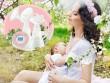 Máy hút sữa - giải pháp hỗ trợ nuôi con bằng sữa mẹ hoàn hảo