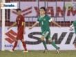 Niềm vui vô bờ bến của đội bóng thua 60 bàn phá lưới U23 Việt Nam