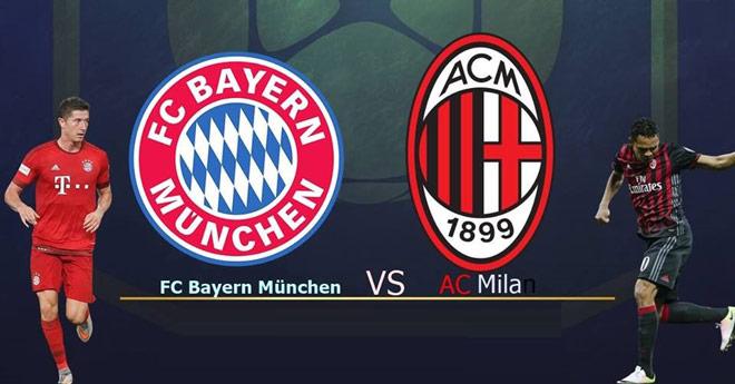 """Bayern Munich – AC Milan: Dàn binh lực khủng của """"Rossoneri"""" - 2"""