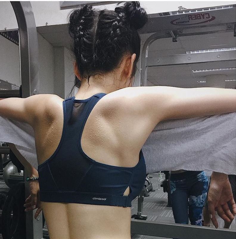 Angela Phương trinh mà cứ tập gym sexy thế này thì ai chả mê - 3