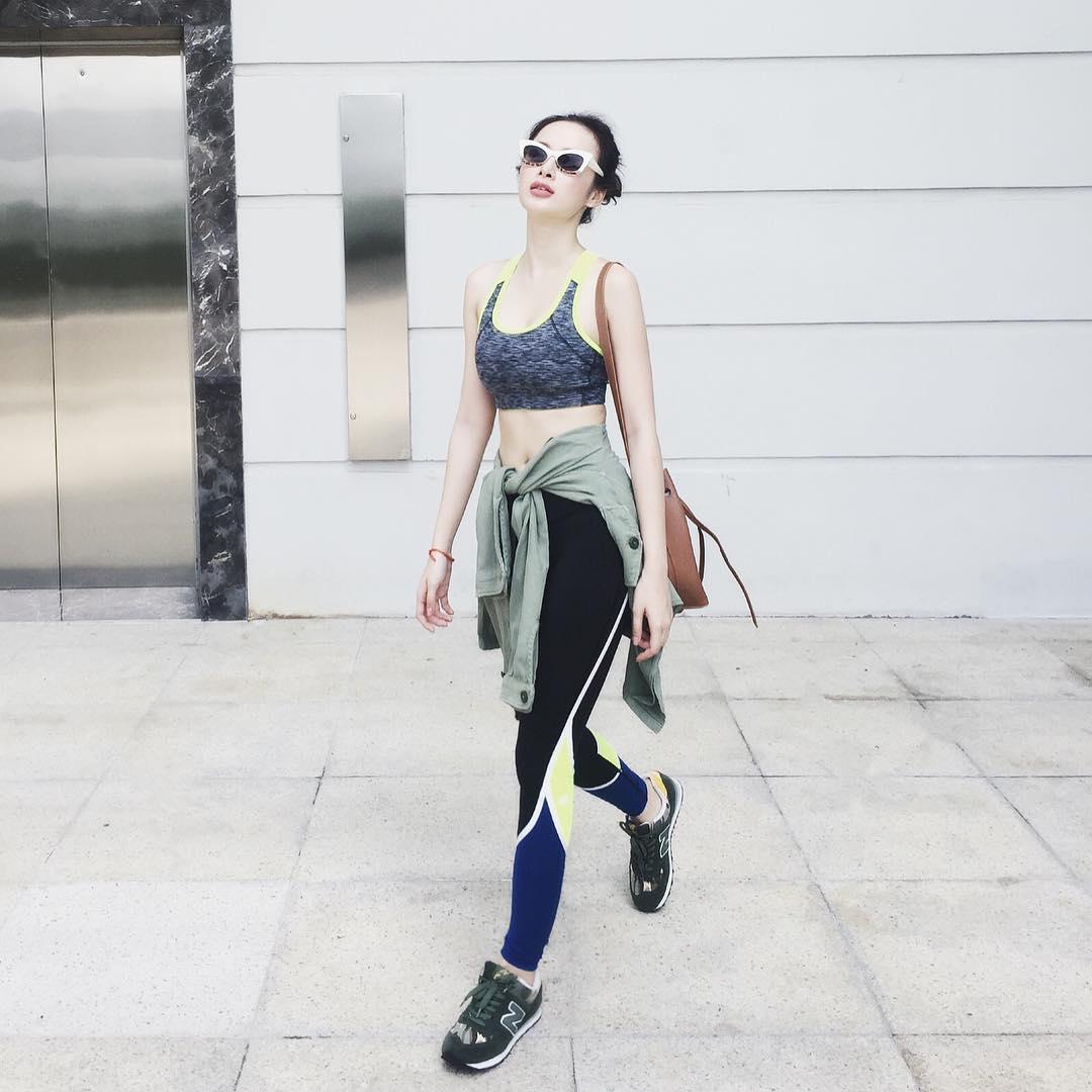 Angela Phương trinh mà cứ tập gym sexy thế này thì ai chả mê - 13