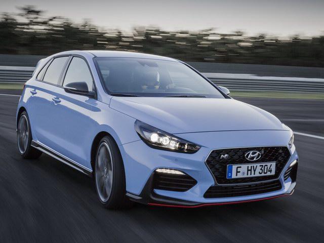 Xe thể thao hiệu suất cao Hyundai i30 N ra mắt - 1