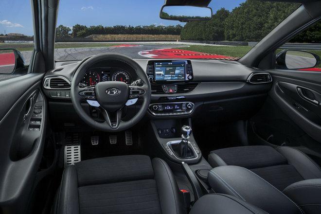 Xe thể thao hiệu suất cao Hyundai i30 N ra mắt - 3