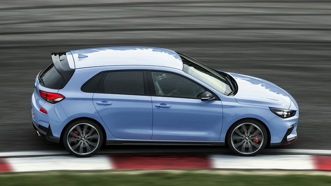 Xe thể thao hiệu suất cao Hyundai i30 N ra mắt - 5