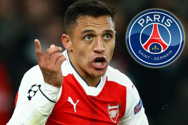 """Arsenal – Wenger bất lực: Sanchez đến Paris """"hội quân"""" PSG - 1"""