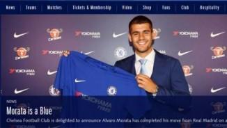 """Chelsea ra mắt """"bom tấn"""" Morata: """"Sát thủ"""" thứ 19 & mốc 335 triệu bảng"""