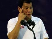 Tổng thống Duterte thề không bao giờ đến Mỹ vì lí do này