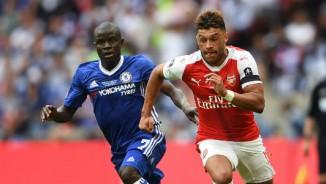 Chi tiết Arsenal - Chelsea: Derby không cân sức (KT)