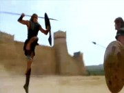 """Hoàng tử thành Troy từng bị """"Gót chân Achilles"""" khuất phục thế nào"""