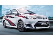 Toyota Vios Sports Edition giá 452 triệu đồng