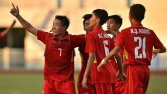 """U15 Việt Nam đại thắng loạt """"đấu súng"""", tự hào xưng vương đất Thái Lan"""