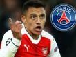 """Arsenal – Wenger bất lực: Sanchez đến Paris """"hội quân"""" PSG"""