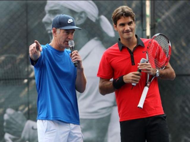 Thể thao - Tin thể thao HOT 23/7: Huyền thoại Mỹ chọn Federer trên tài Nadal