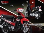 Xe máy Yamaha giảm giá đồng loạt trên toàn quốc