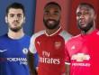 """""""Bom tấn"""" tiền đạo MU, Chelsea, Arsenal: Đắt vẫn lo """"xịt"""""""