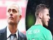 Chuyển nhượng MU 23/7: Mourinho chốt tương lai De Gea