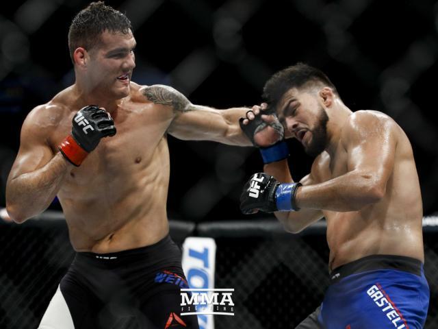 UFC: Thua