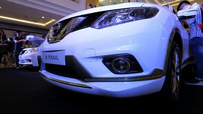 X-Trail Premium L gia tăng phụ kiện để cạnh tranh CX-5 - 2