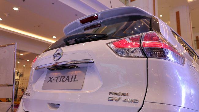 X-Trail Premium L gia tăng phụ kiện để cạnh tranh CX-5 - 11