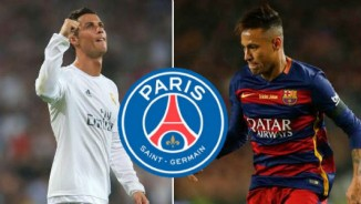 "Ronaldo ""phá đám"" PSG, khuyên Neymar tới MU"