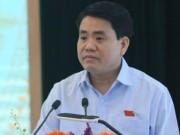 Chủ tịch Hà Nội: Năm 2030 chỉ hạn chế, chứ chưa cấm hẳn xe máy