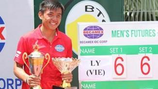 BXH tennis 24/7: Hoàng Nam số 1 ĐNÁ, sẽ thống trị SEA Games?