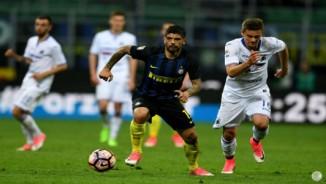 Inter Milan - Lyon: So găng căng thẳng & đòn kết liễu